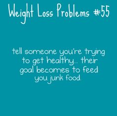 So true...luckily no one will insist you eat junk food when u're having a sore throat...even if they try, it hurts too much to be enjoyed...