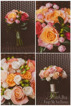 Wedding Inspiration, Rustic Chic, Pink and White, Bridal Bouquet