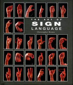 Sign Language // Learning how to sign.