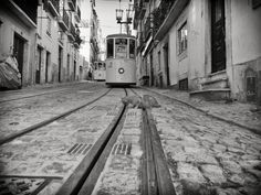 Lisbon - Portugal - Is that noise coming from here?! by Fernando Coelho