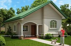 Modern bungalow house philippines small bungalow house plans new small house design modern small bungalow house design home design modern modern zen Bungalow Haus Design, Small Bungalow, Modern Bungalow House, Bungalow House Plans, Modern House Plans, Small House Plans, Bungalow Designs, Wooden House Design, Small Wooden House