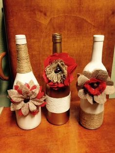 The Burlap Bliss Wine Designs trio creates a new meaning to the rugged burlap we picture when thinking of history. Available now in our online store!