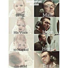 Salman khan it's me really your voice 😘😘😘😘😘😘😘😘