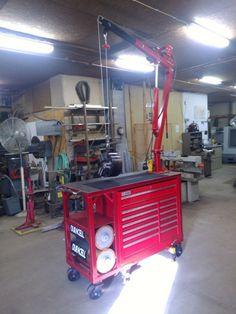 Purpose built toolbox