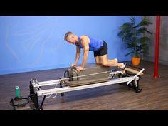 Full Pilates Reformer Fitness Workout - YouTube