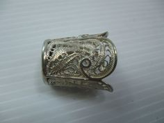 A Lovely RARE Silver Filigree Made Thimble | eBay