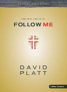 Follow Me: Student Bible Study, Member Book