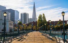 San Francisco California by @majestycplaces by photoblog.sanfranciscofeelings.com sanfrancisco sf bayarea alwayssf goldengatebridge goldengate alcatraz california