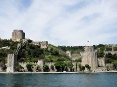 Rumeli Hisar, Bosphorus View, Istanbul