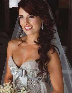 15  Half Up Half Down Bridal Hair