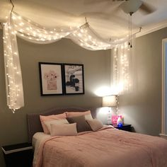 Teen Girl Bedrooms - The best decorating tips and help. For more super fantastic teenage girl bedroom decor designs simply visit the link for the article idea 7624310136 this instant. Small Room Bedroom, Room Decor Bedroom, Bedroom Ideas, Modern Bedroom, Contemporary Bedroom, Master Bedroom, Bed Room, Minimalist Bedroom, Bedroom Decor Lights
