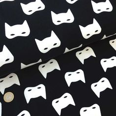 Jersey imprimé Masque Super Héros