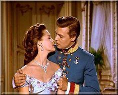 Sissi au côté de son mari Franz.