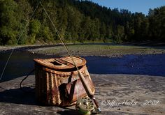 Fly Fishing on the Sandy River by JeffreyHecker.com, via Flickr