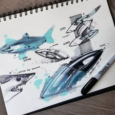 Bio Design, Sketch Design, Design Art, Hidrocor, Technical Illustration, Industrial Design Sketch, Sketch Markers, Design Process, Designs To Draw