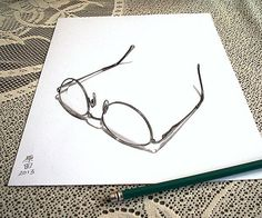 A trained artist can already create detailed pencil drawings, but when they achieve a true mastery of perspective and space, their art, both literally and figuratively, reaches a whole new level. Here are 22 examples of pencil drawings… Continue Reading → 3d Pencil Art, 3d Pencil Drawings, 3d Art Drawing, Drawing Skills, Cool Drawings, Drawing Sketches, Drawing Ideas, Drawing Tips, Panda Drawing