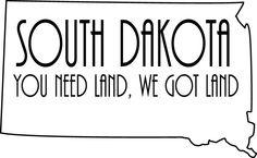 #Custom #tshirt #designs.  www.thetshirtdiner.com State Mottos, South Dakota, Custom T, Funny, Quotes, T Shirt, Quotations, Supreme T Shirt, Tee Shirt