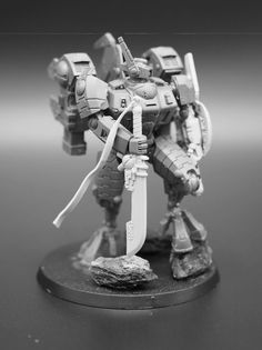 Tau Warhammer, Warhammer 40k Figures, Warhammer 40k Miniatures, Warhammer Fantasy, Tau Battlesuit, Tau Army, Thousand Sons, Tau Empire, Space Wolves