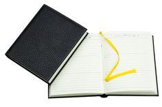 Vergleichender 3 Jahreskalender mit Hardcover Einband aus Leder. mit goldfarbenem Merkband und hochwertiger Fadenheftung. (Lieferung ohne Schreibgeräte) H A N D M A D E   I N   G E R M A N Y
