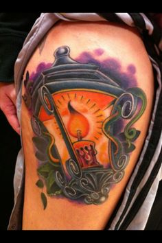 jerry at ink town tattoo in lombard