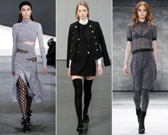 5 Tights Trends from New York Fashion Week to Try Now  #InStyle