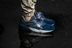 """***OUT NOW*** The Puma x Atmos Disc Blaze """"Venus"""" is available at out shop NOW! EU 41 - 47 