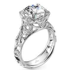 Parade Design : R2910 : Engagement Rings Gallery : Brides
