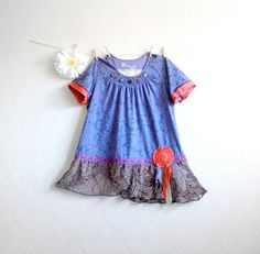 Bohemian Tops   Bohemian Plus Size Long Tunic Top 2X Violet Purple Coral Lace Tribal ...