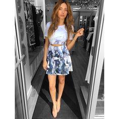 """Circle dress   shop.blksheep.com   $225"" Photo taken by @blksheepclothing on Instagram, pinned via the InstaPin iOS App! http://www.instapinapp.com (03/22/2015)"