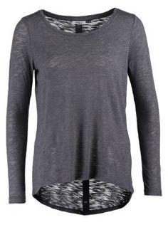 ONLCASA - Long sleeved top - grey