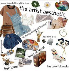 The Artist aesthetic
