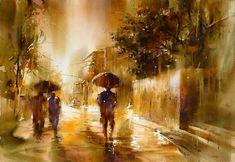 """Лин-Чинг-Че """"Летний дождь""""."""