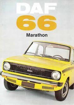 DAF 66 Marathon brochure