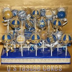 royal prince baby shower cakes - Google Search