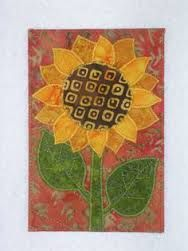 Image result for fabric postcard