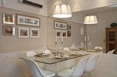 Sala de Jantar empreendimento Terrabela Zona Sul #RS - 3 dormitórios / Terrabela Zona Sul Dining Room