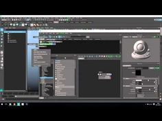How to use Xgen Archives with Arnold Render and Maya 2016 - YouTube