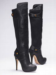 b3260bb9c2 Page Not Available - Victoria s Secret. Black Boots Knee HighBlack Heel  BootsStiletto BootsShoe BootsWomen s ...