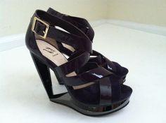 Velvet Angels sandals. #uniqueshoes #designerfootwear #sculptedsandals