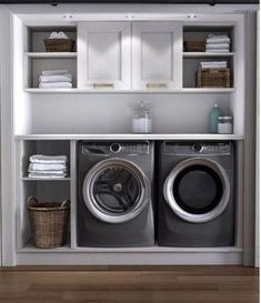 "fantastic ideas on ""laundry room stackable small"". They are actually acc., Acquire fantastic ideas on ""laundry room stackable small"". They are actually acc., Acquire fantastic ideas on ""laundry room stackable small"". They are actually acc. Garage Laundry, Pantry Laundry Room, Laundry Room Shelves, Laundry Room Remodel, Laundry Room Cabinets, Small Laundry Rooms, Laundry Room Organization, Laundry Room Design, Diy Cabinets"