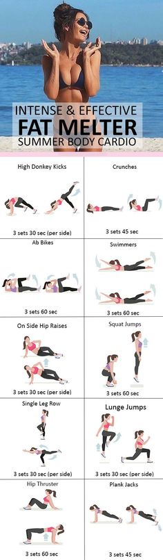 Intense & Effective Fat Melter Summer Body Cardio #weightloss #loseweight #weightlossworkout #fatburning #cardioworkout #workout #Fitness #exercise https://www.youtube.com/watch?v=Q96gA6-kRZk