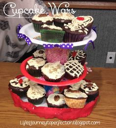 Life's Journey To Perfection: Cupcake Wars Young Women/Mutual Activity