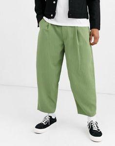 Pantalon menthe