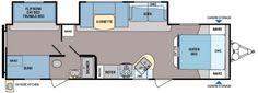 Five Starr Sales & Service 14816 U. S. Highway 19 Hudson, FL 34667 352-678-4386 Model: Coleman RV CTU313BH #Camper #Camping #RV #ColemanRV