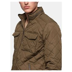 Jas, Laser quilted jacket - The Sting
