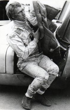 Steve McQueen | Le Mans | 1971 | as Michael Delaney