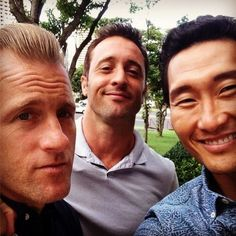 Hawaii Five-0 Season 5 Behind The Scenes #H50