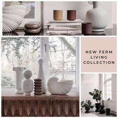 The new ferm LIVING 2019 is out. More on the The Style Files (link in bio). Scandinavian Style, Interiors, Table Decorations, Interior Design, Link, Furniture, Instagram, Home Decor, Living Room