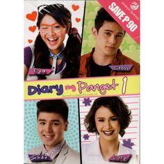 Diary ng Panget Set Pop Fiction Books, Reading, Reading Books