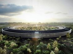 Apple Campus 2 is an integrated, unified and secure 21st Century campus surrounded by green space.